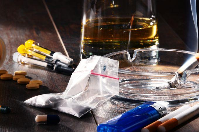 Quais são os tipos de drogas depressoras?