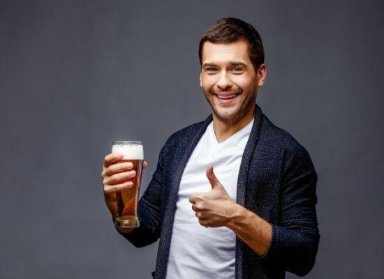 Existe uma quantidade saudável para o consumo de cerveja?