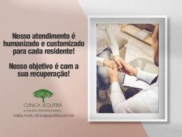 Jequitibá - A melhor Clínica do Brasil no tratamento de dependência (Álcool e Drogas) - Atibaia / São Paulo