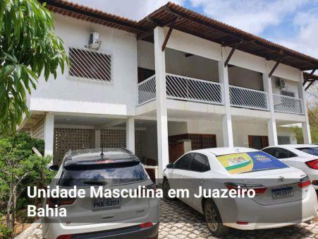 Centro para tratamento de álcool e drogas. (Unidade Juazeiro-Bahia)