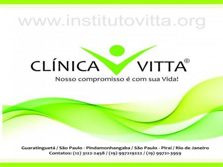 Clinica de Recuperação - Guaratinguetá
