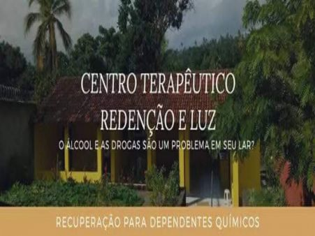 Centro terapêutico rendeçao e luz (unidade Itapissuma Pernambuco)