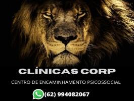 CLÍNICAS CORP Centro de Encaminhamento Psicossocial Reabilitação em Dependência Química e Alcoolismo