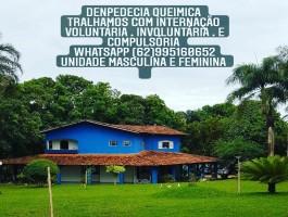 Clinica de Recuperação Aparecida de Goiânia